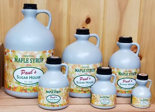 Yes, we will ship our delicious maple syrup to you!